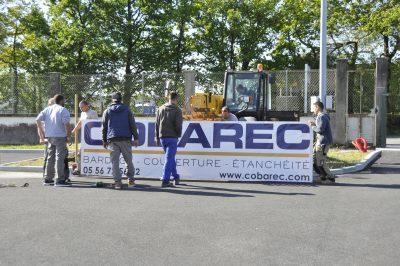Inauguration des nouveaux locaux de Cobarec