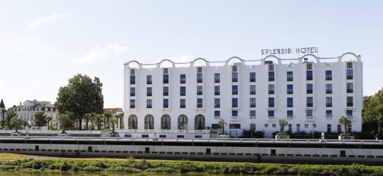 Cobarec va rénover l'hôtel Le Splendid à Dax