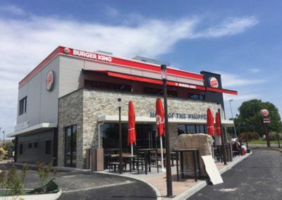 Nouveau design pour Burger King – Gironde